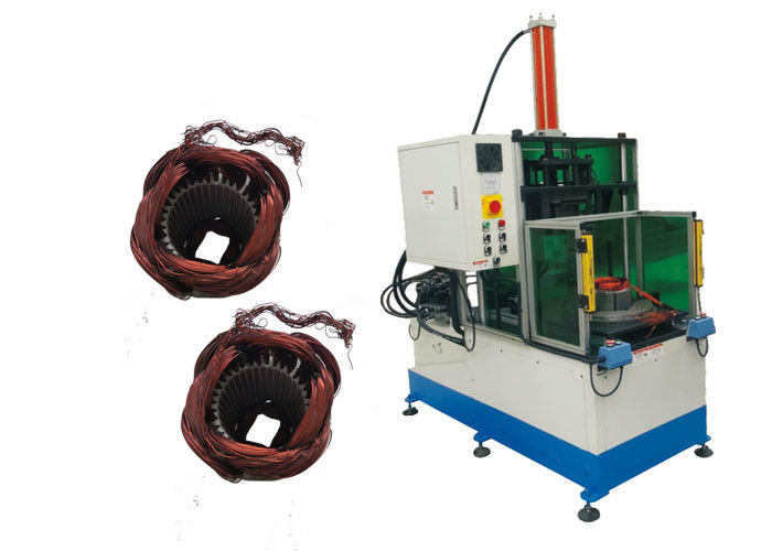 Stator Pole Coil Forming Machine Magnetic Field Coil Winding Machine SMT - ZZ190