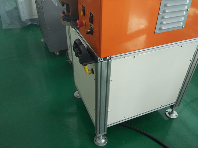 Auto Hook And Riser Type Automatic Fusing Machine With Conveyor