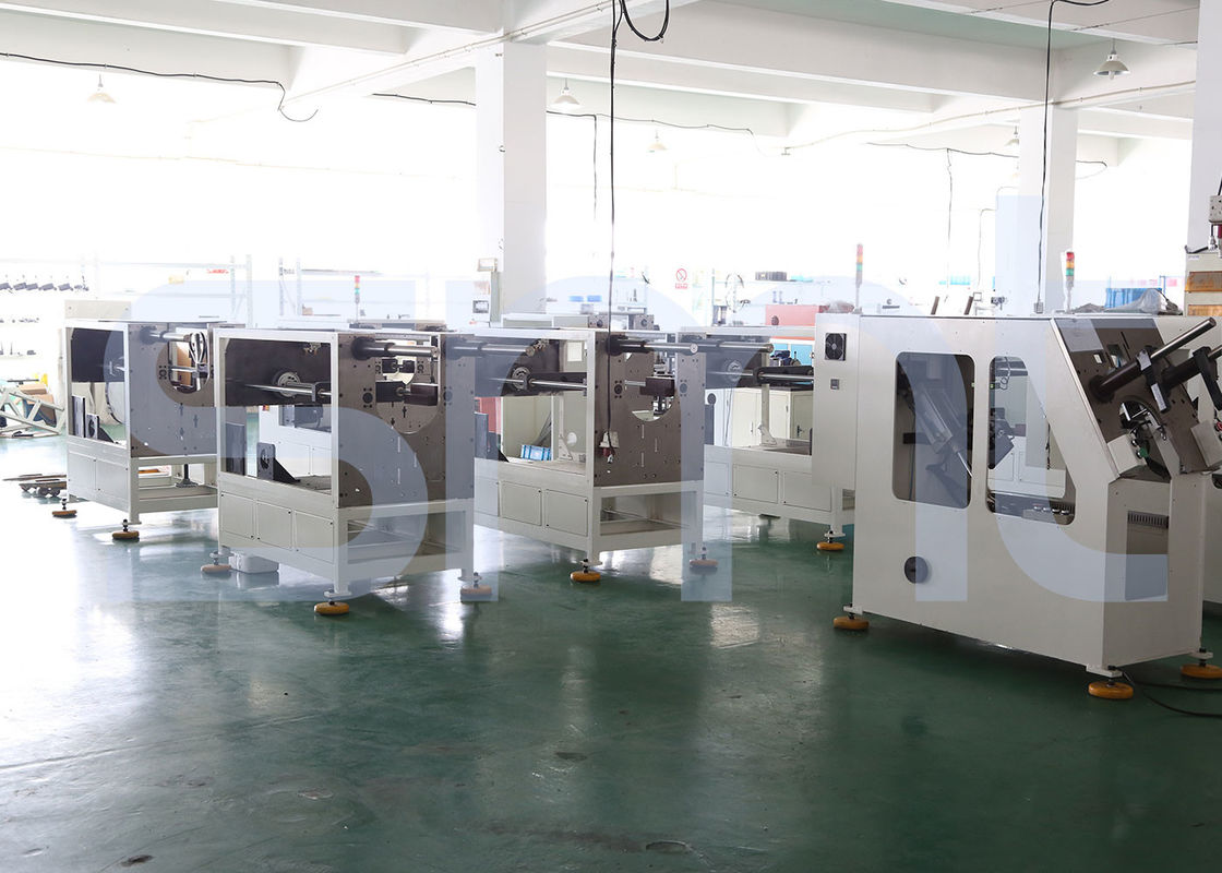 Aluminum Wire Coil and Wedge Inserting Machine for Induction Motor Stator