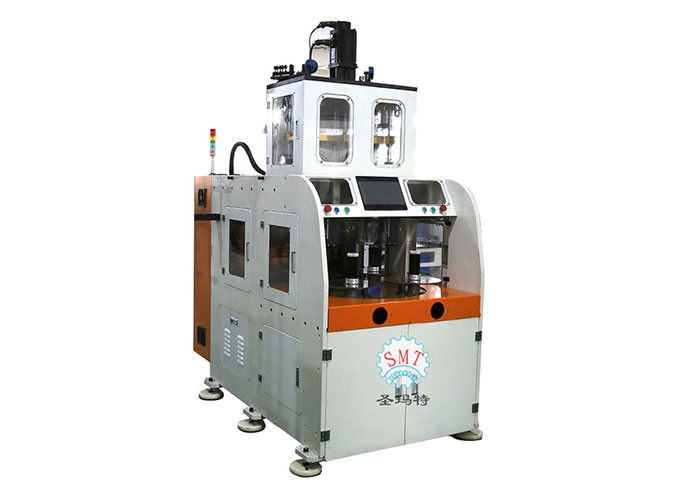 2 Winding Heads Electrical Motor Automatic Stator Winding Machine for Washing Machine Manufacturing / Double Head